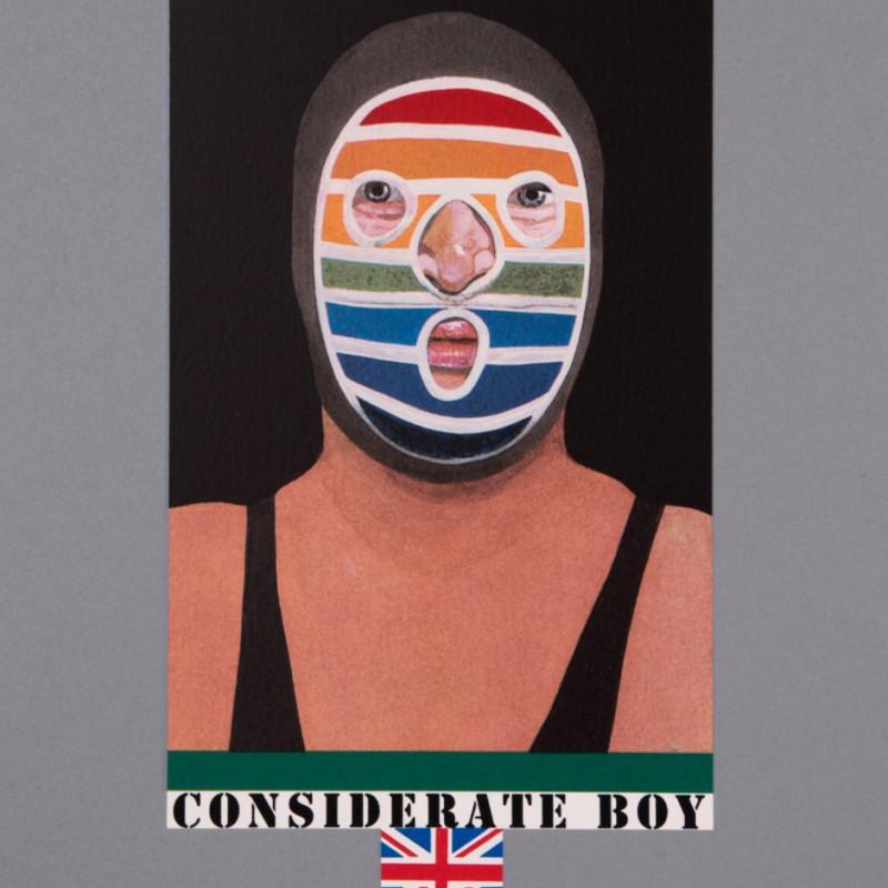 Peter Blake, Considerate Boy