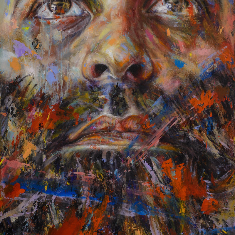 David Walker, Restless Minds Wander Further, 2017