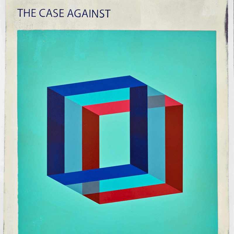 Harland Miller, Happiness, The Case Against (Small), 2017