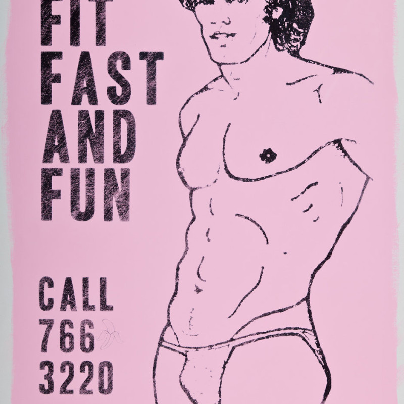 Fit Fast and Fun (Pink)