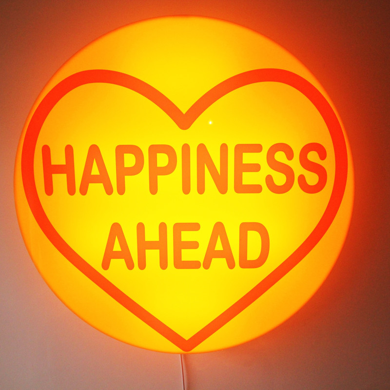 Zoe Grace, Happiness Ahead, 2017