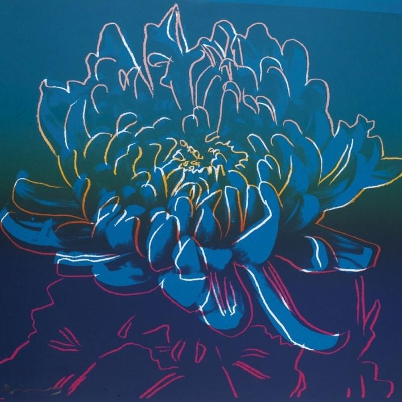 Andy Warhol - Kiku (FS II307)
