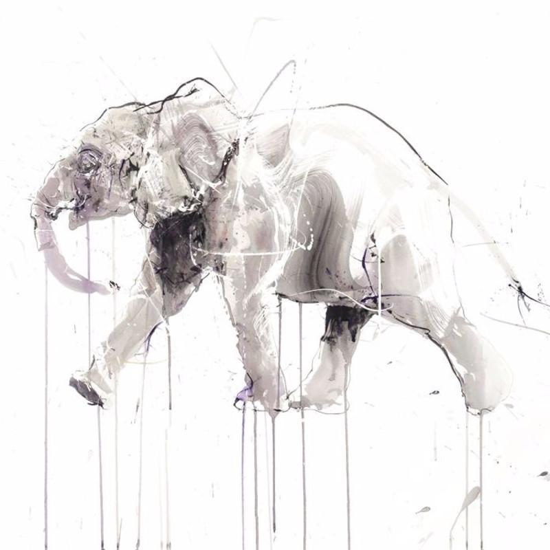 Elephant, 2017