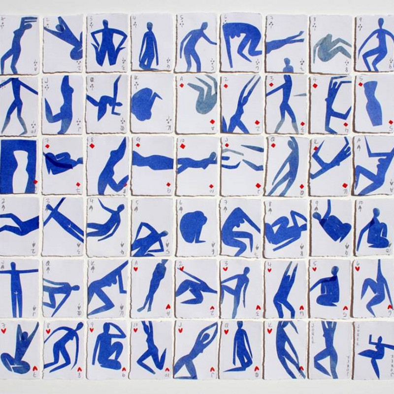 Holly Frean - Ode to Matisse No.6