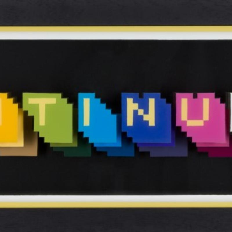 Continue? Multi-Colour