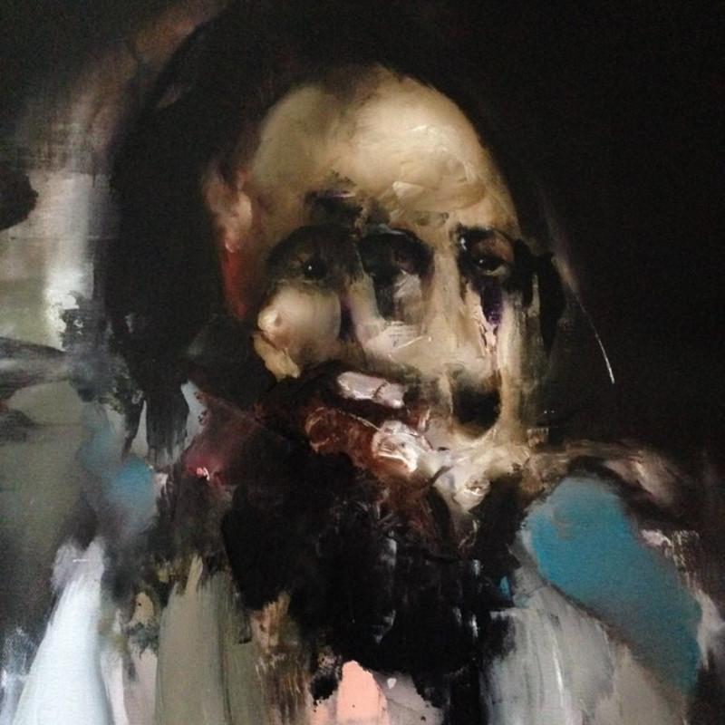 Florian Eymann, Portrait Nº 040 317 2