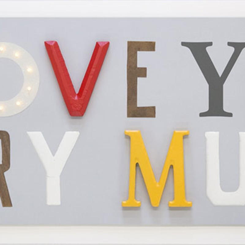 Peter Blake, I Love You Very Much