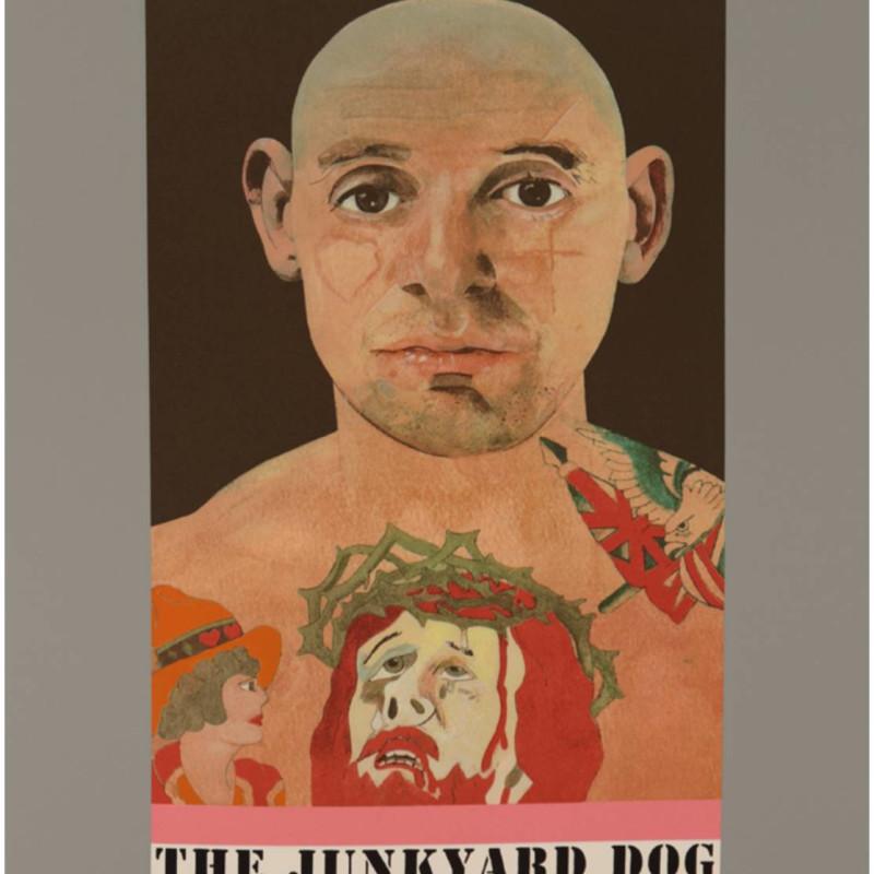 Peter Blake, The Junkyard Dog