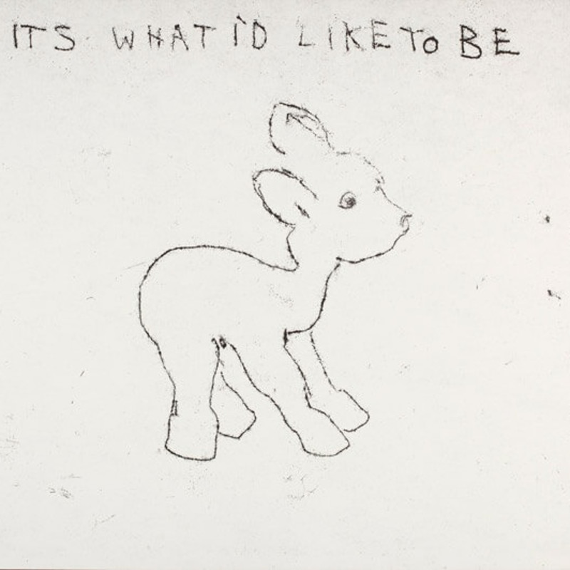 Tracey Emin - It's What I'd Like To Be