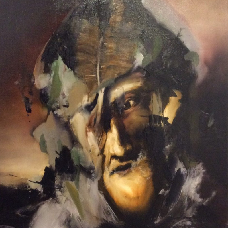 Florian Eymann, Portrait Nº 117 317 2