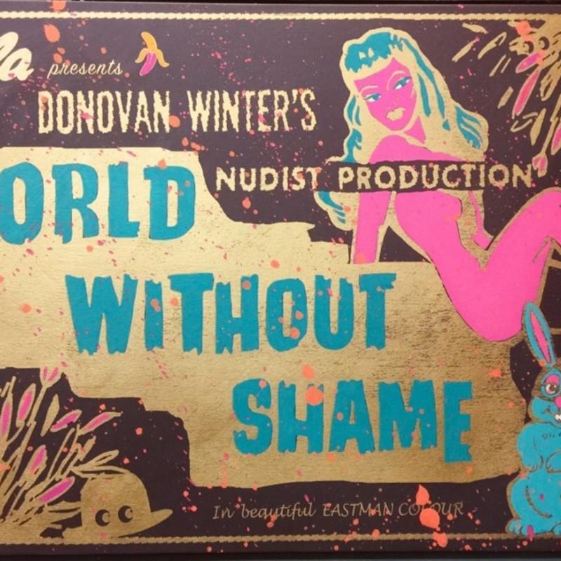 Shuby, World Without Shame 1, 2017