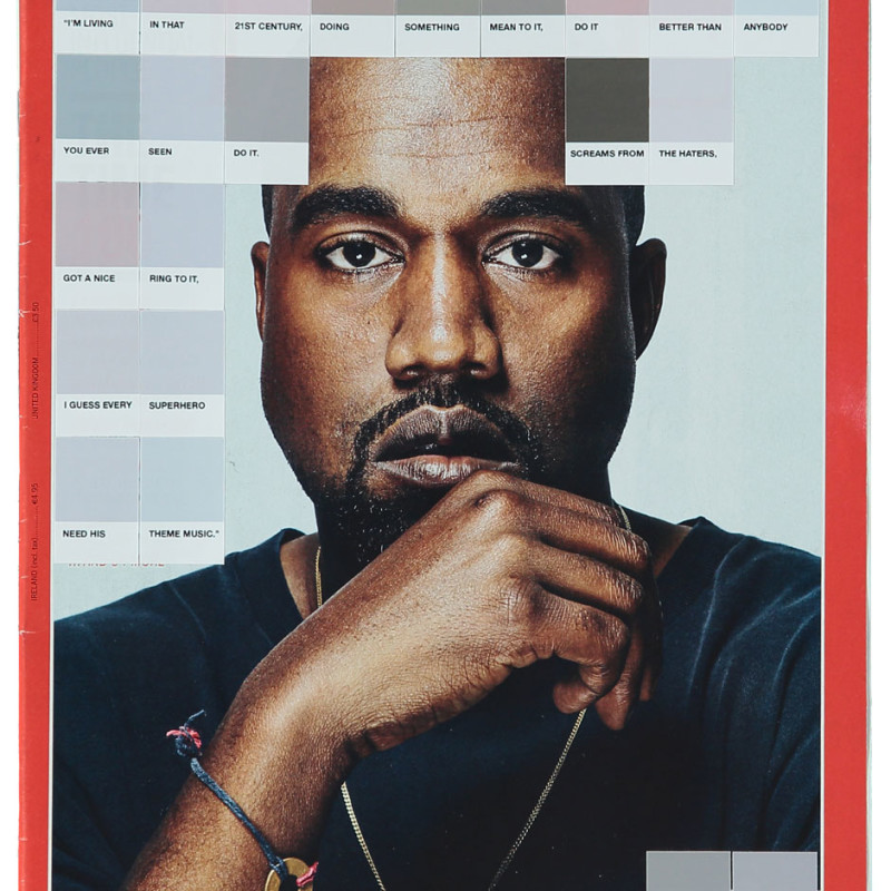 Nick Smith, Kanye, Time 2015