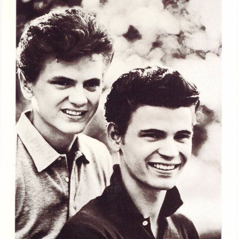 Peter Blake, E is for Everly Brothers
