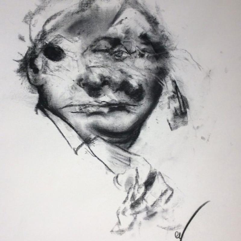 Florian Eymann, Charcoal No 170 217