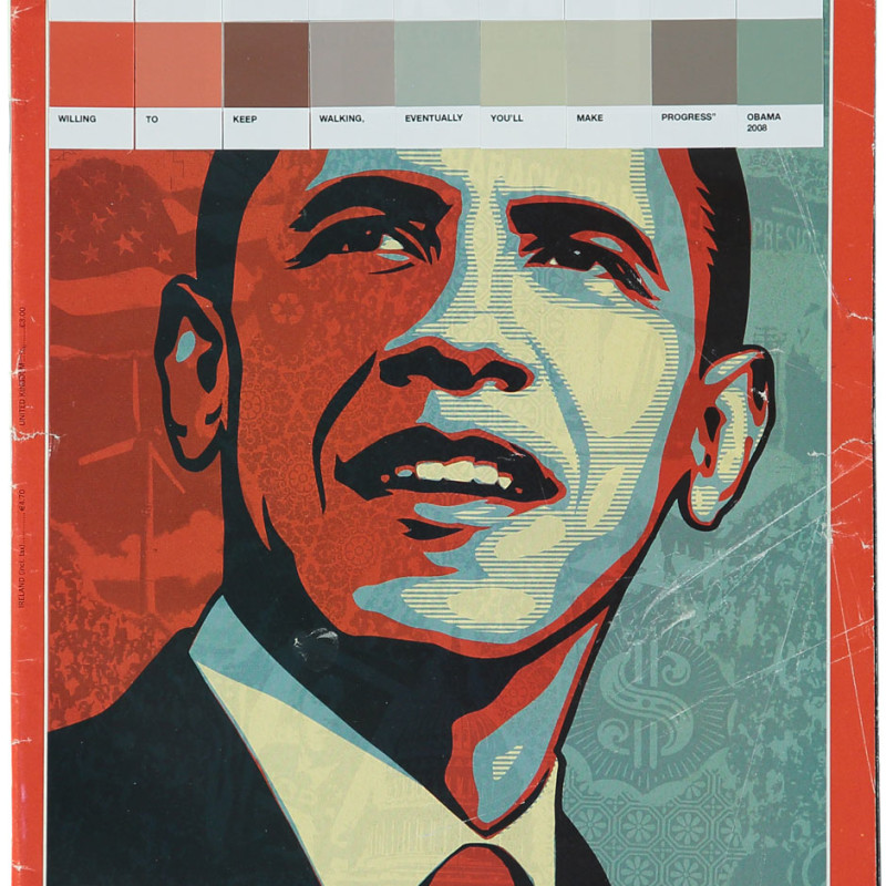 Nick Smith, Obama, Time 2009