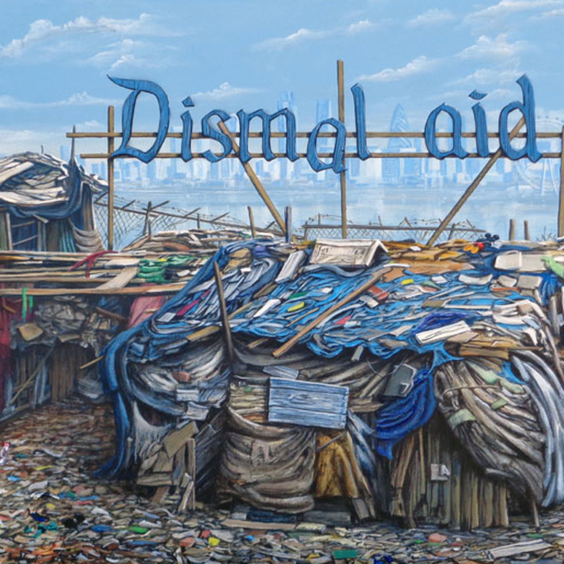 Jeff Gillette, Dismal Aid London