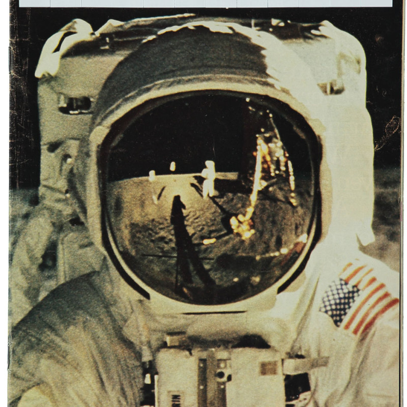 Nick Smith, Moon Landing, The Times 1969