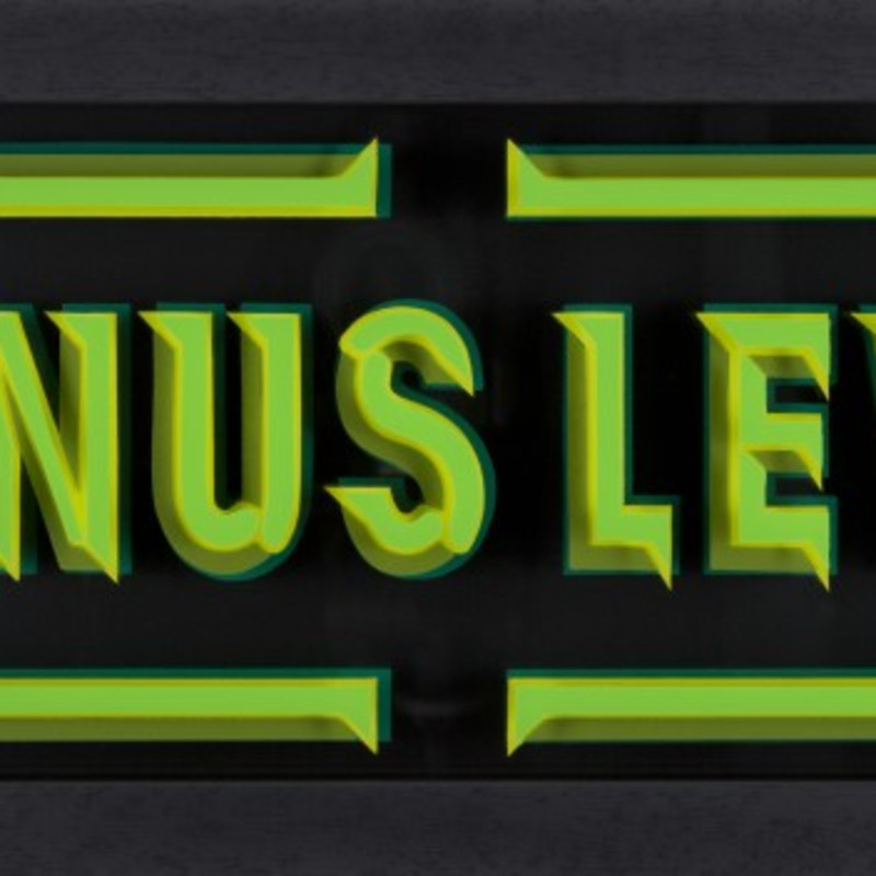 Bonus Level- Green & Yellow