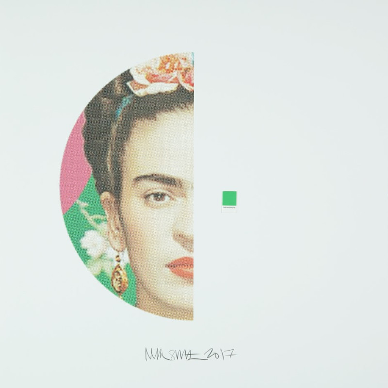 Nick Smith, Frida Kahlo, Chromophore