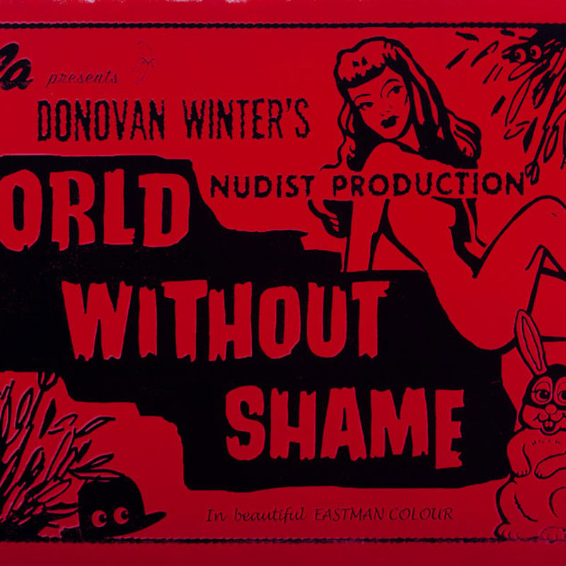 World Without Shame (Red)