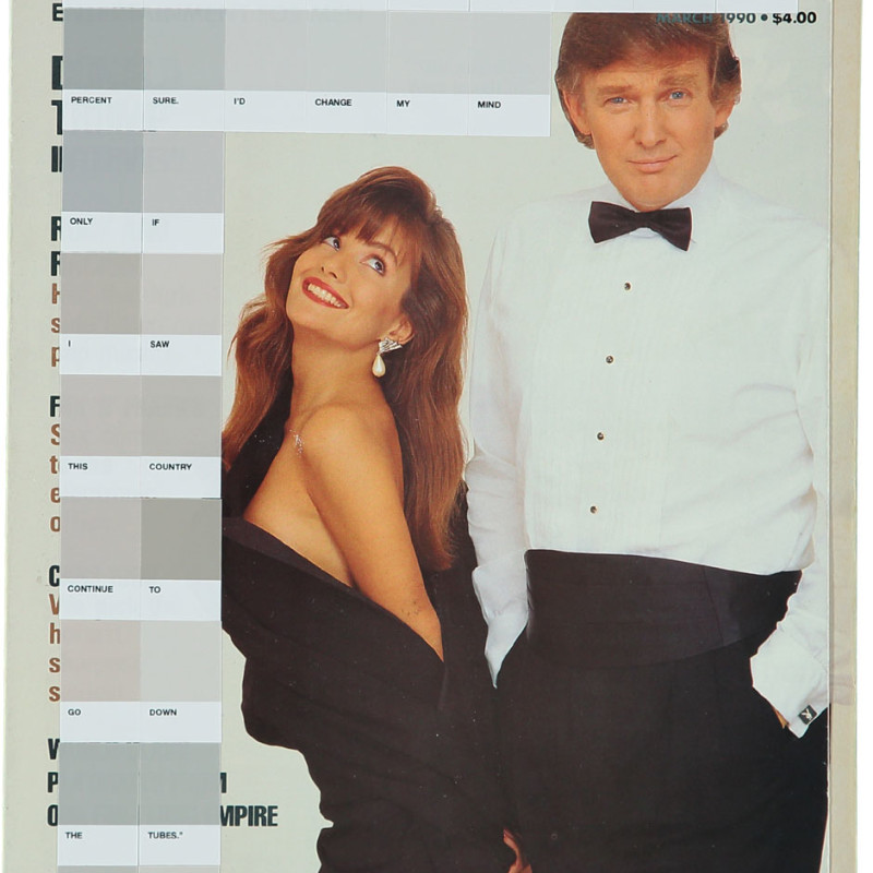 Nick Smith, Donald Trump, Playboy 1990