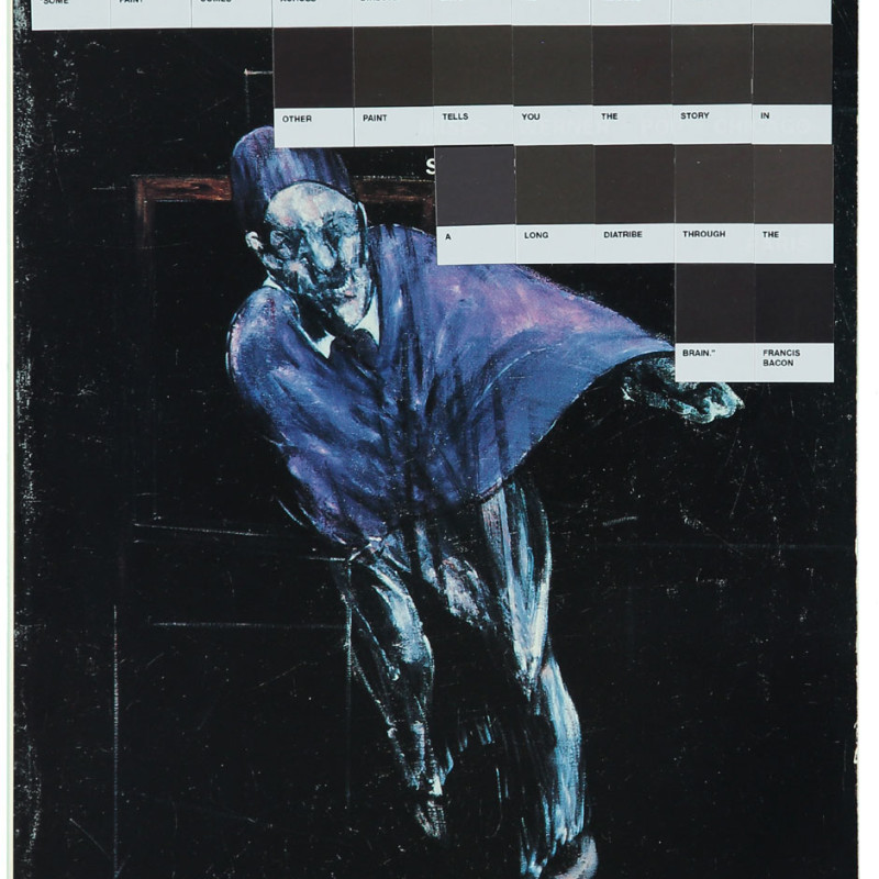 Nick Smith, Francis Bacon, Art&Auction; 1990