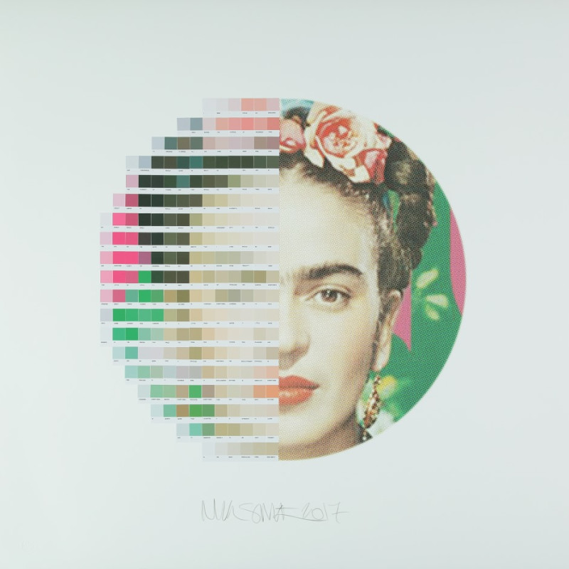 Nick Smith, Frida Kahlo, Tondo 1