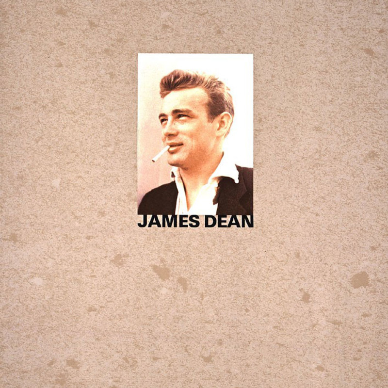 Peter Blake, J is for James Dean