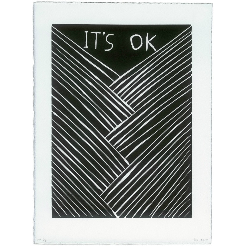 David Shrigley, It's OK