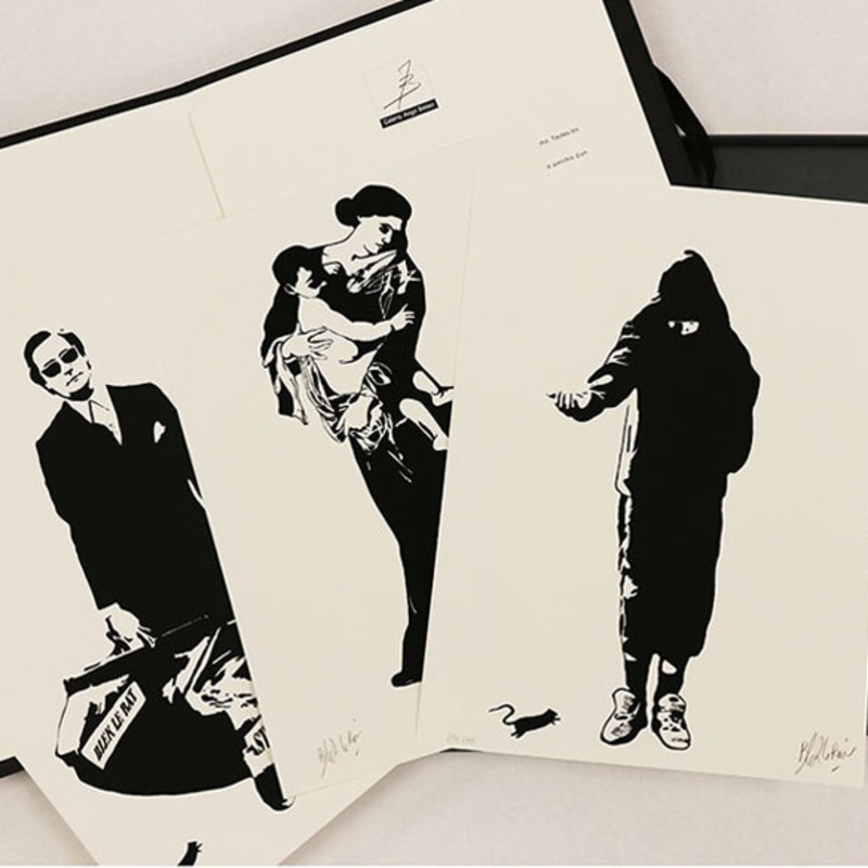 Blek Le Rat - Classic Edition Box Set
