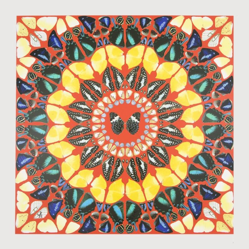 Damien Hirst, Psalm: Benedicam Domino
