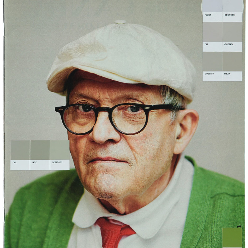 Nick Smith, David Hockney, The Guardian 2015