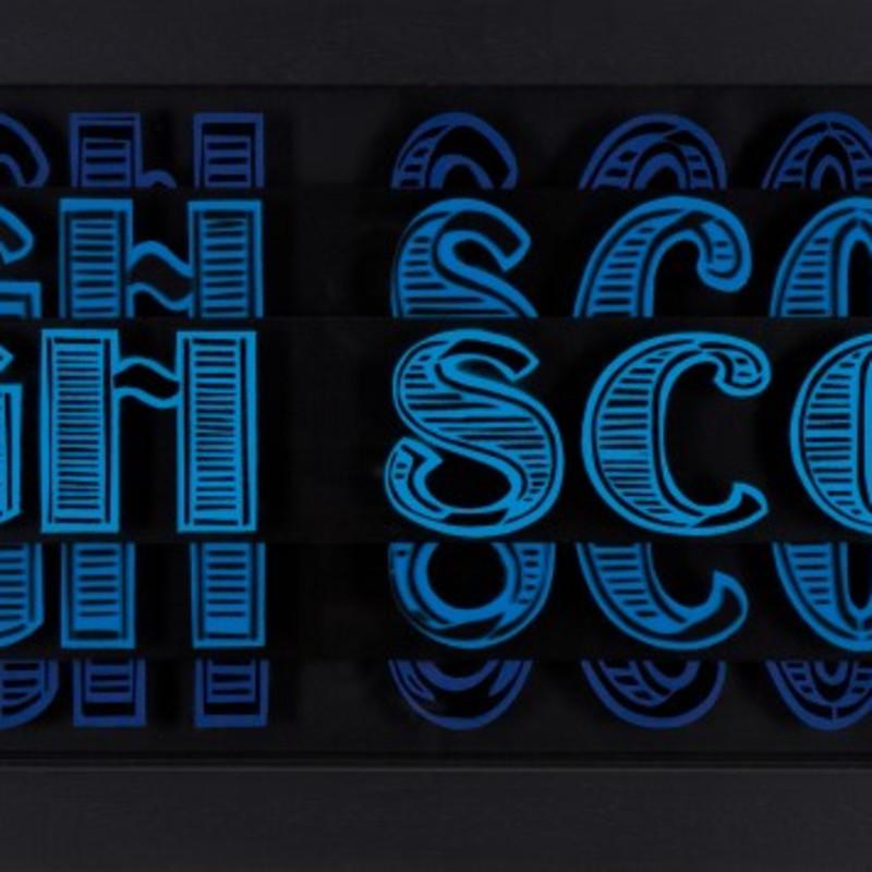 Highscore- Black & Blue