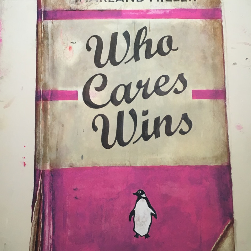 Harland Miller - Who Cares Wins (Liberty)