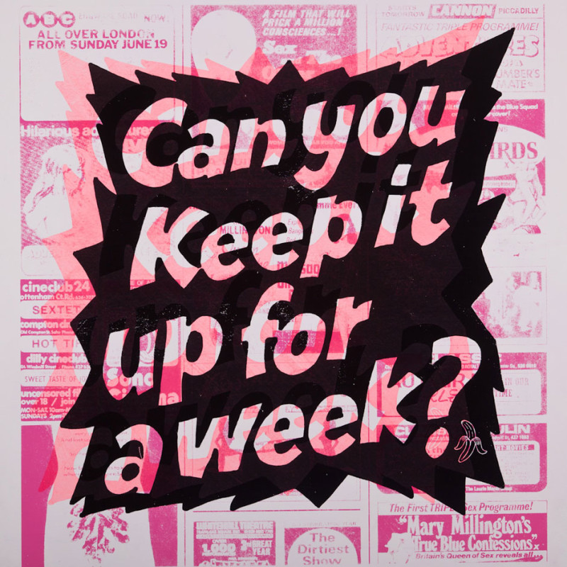 Can You Keep It Up (Pink)