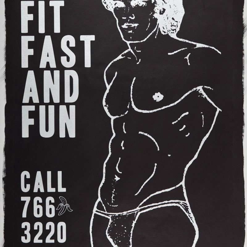 Fit Fast and Fun (Black)