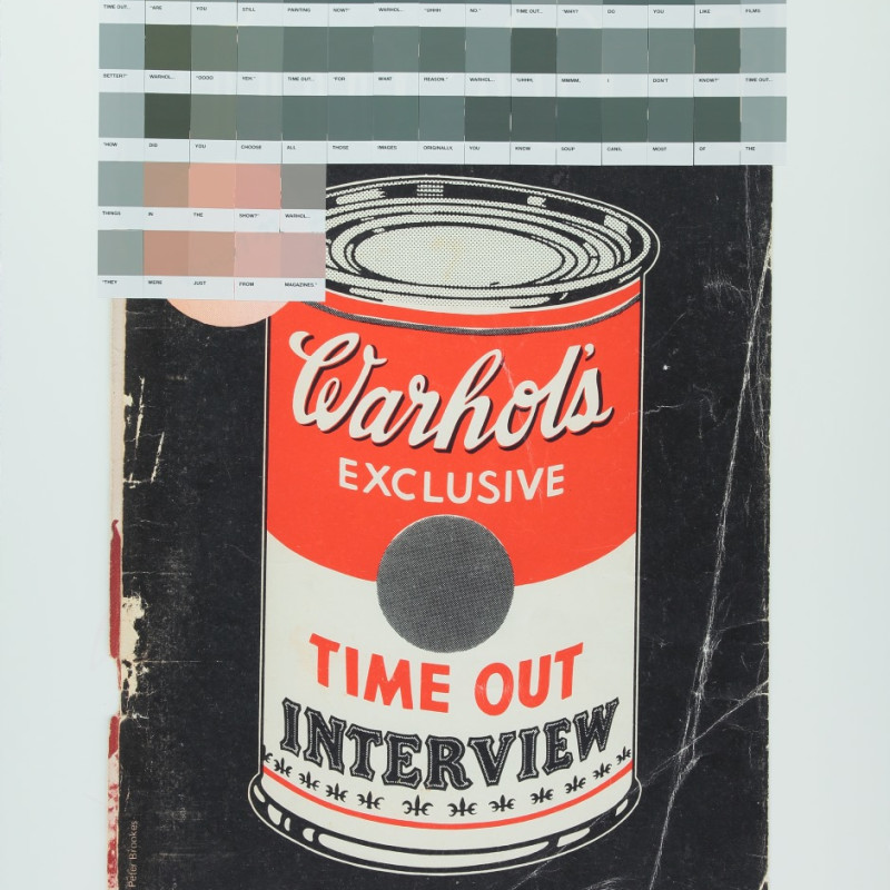 Nick Smith, Warhol Interview, Time Out 1971