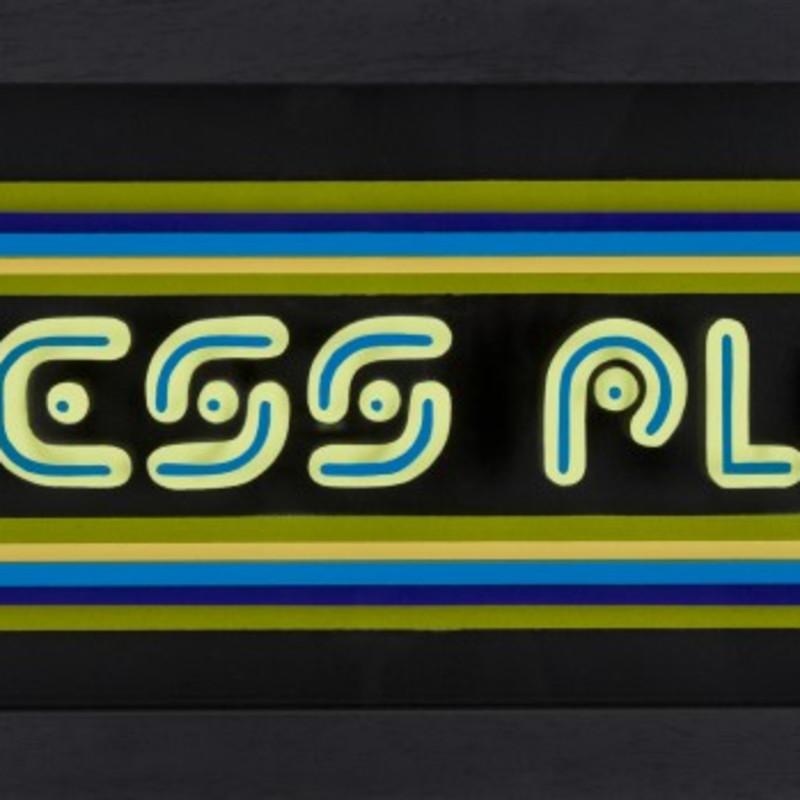 Press Play - Yellow & Blue