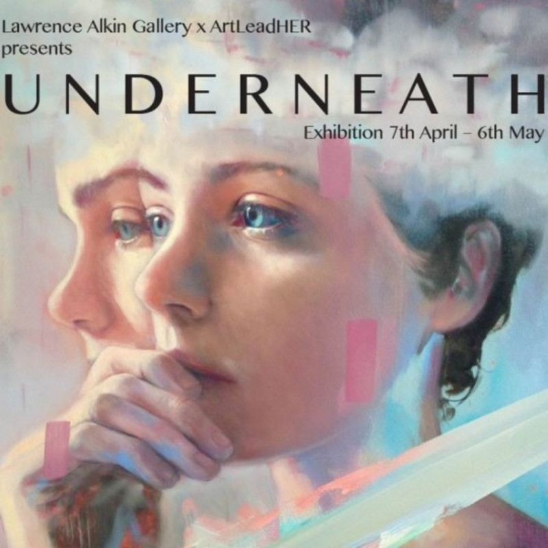 Underneath Gallery x ArtleadHER