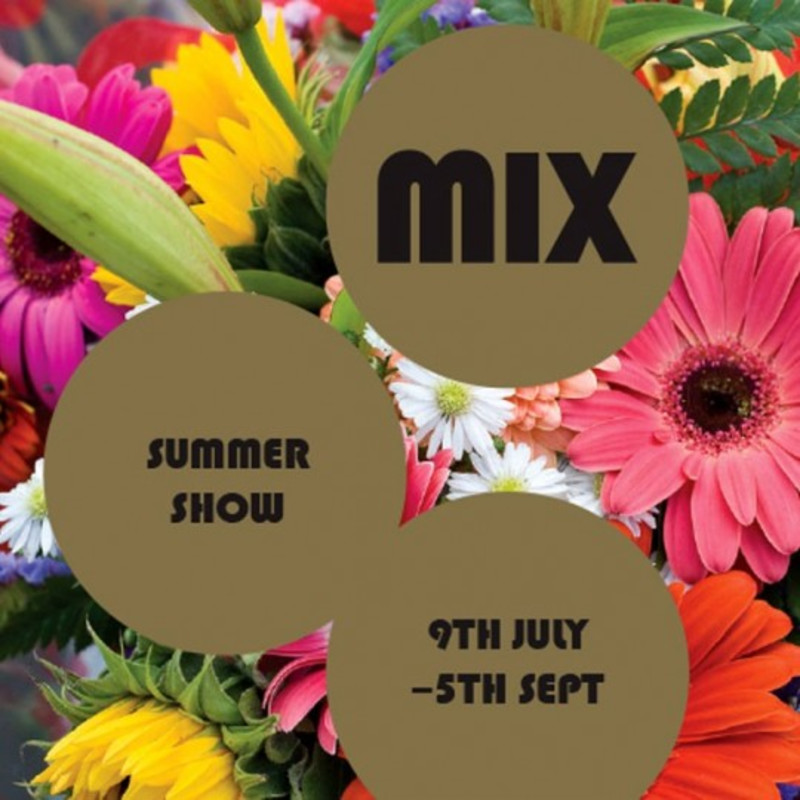 MIX: Summer Group Show 2015