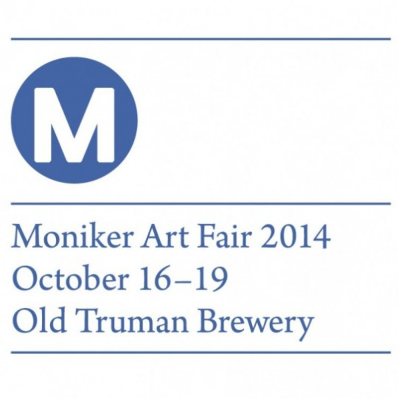 Moniker Art Fair 2014