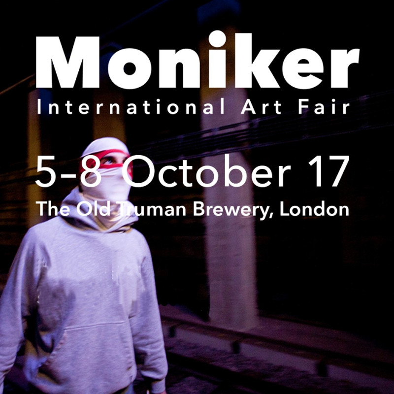 Moniker Art Fair 2017