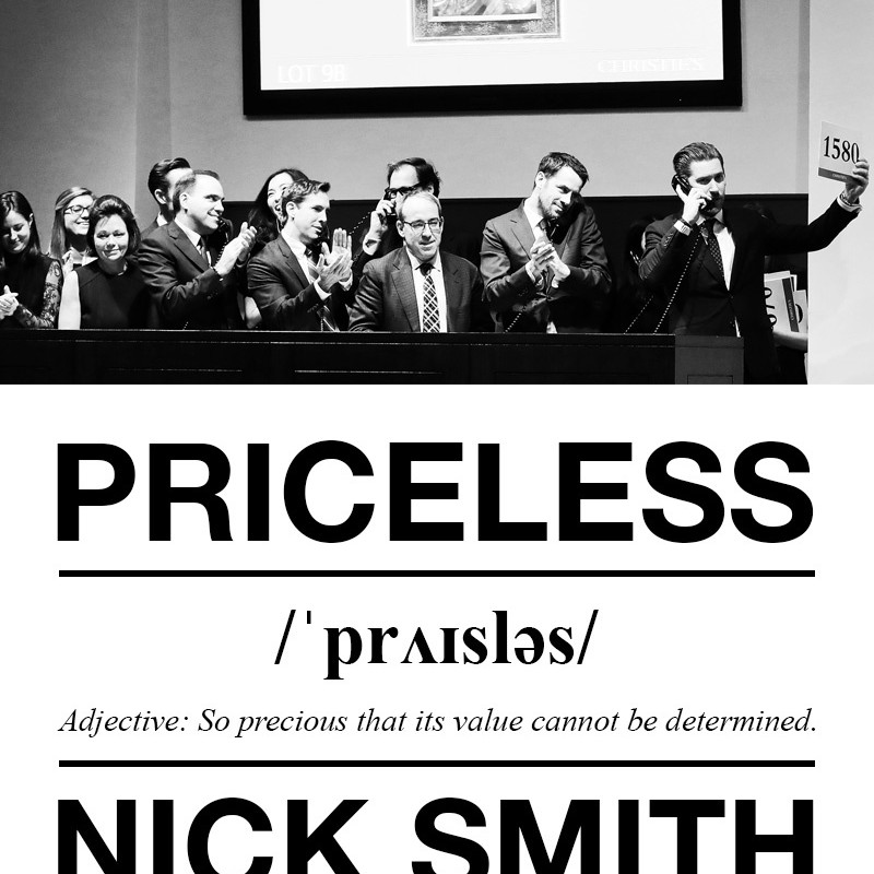 Priceless Nick Smith