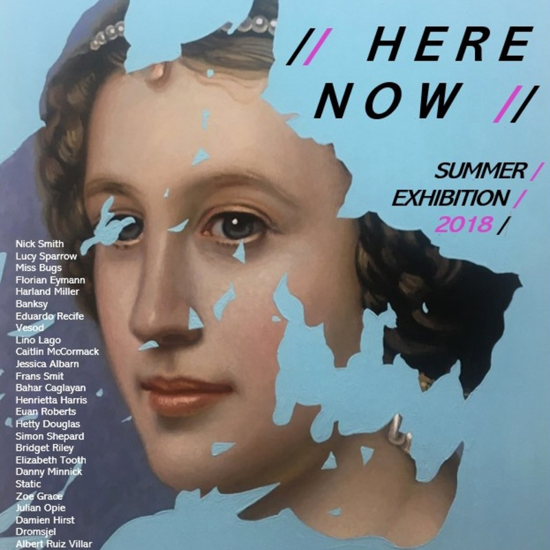 // HERE NOW // Summer Exhibition 2018