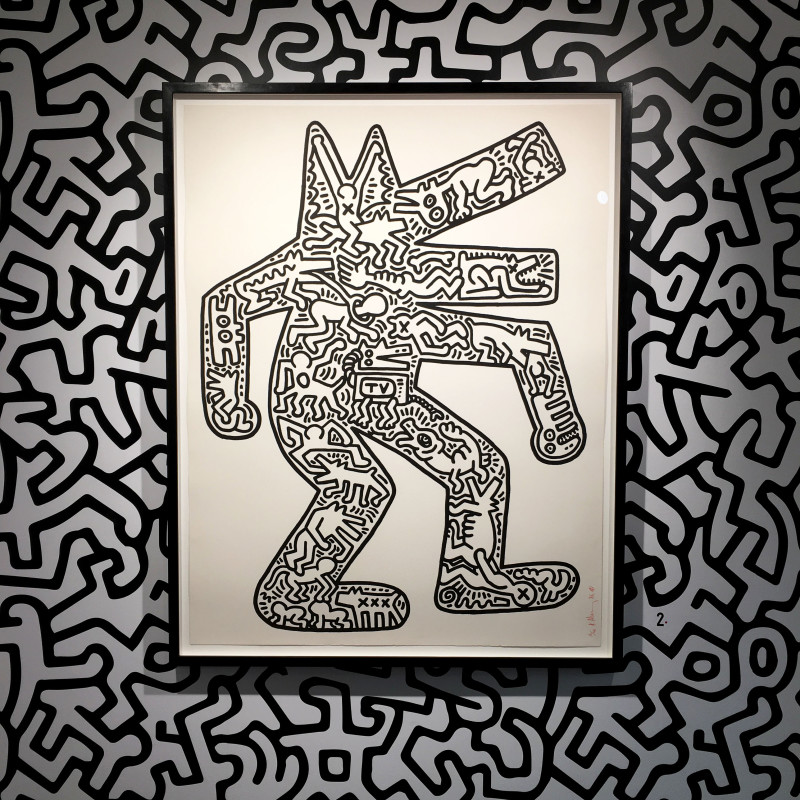 ICON Keith Haring