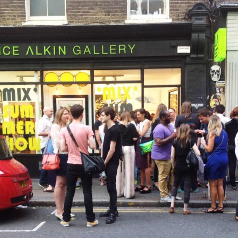 Our Private View for Mix: Summer Show
