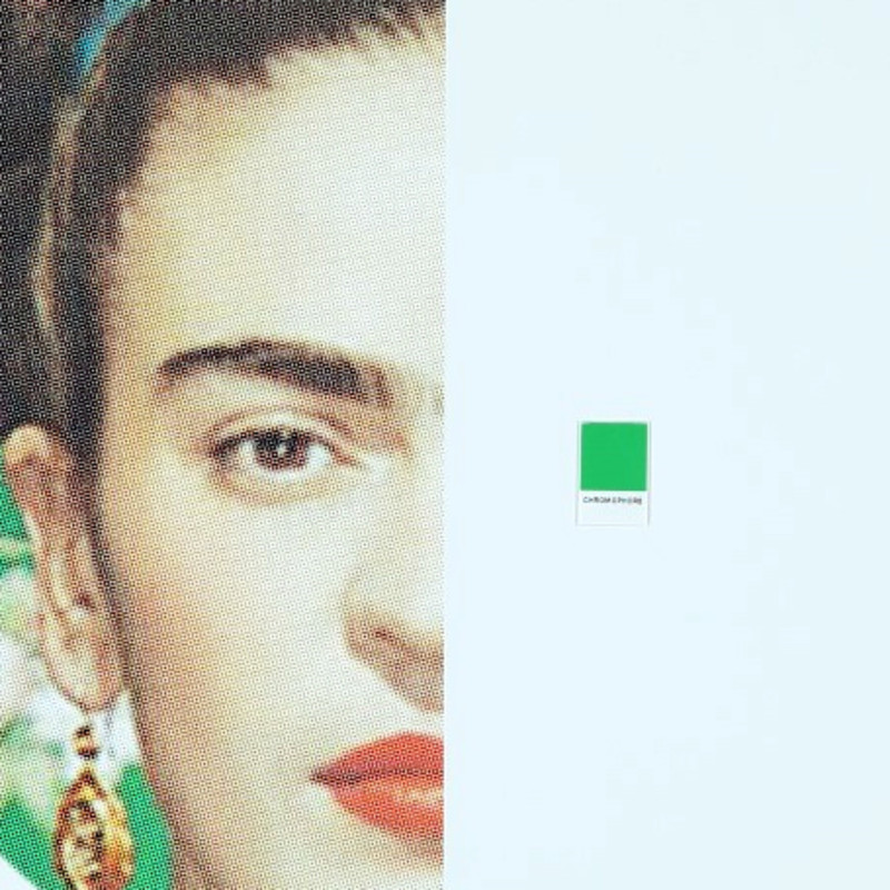 Frida Kahlo Recast By Nick Smith And Now In Emoji Form