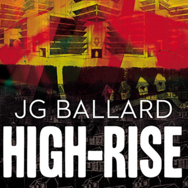 High Rise: Stanley Donwood's Take On JG Ballard