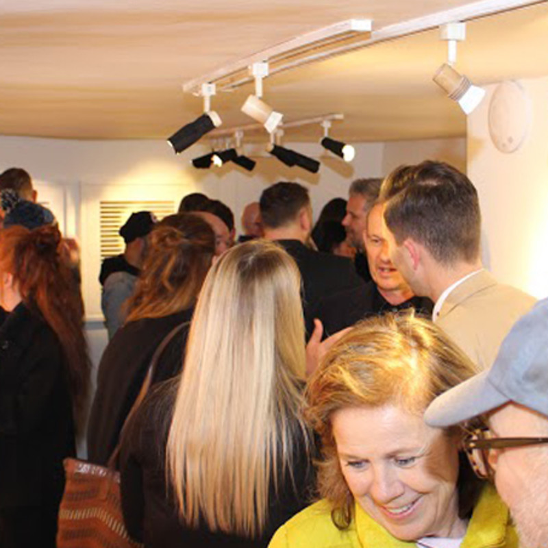 Nick Smith Private View and Latest Print Release