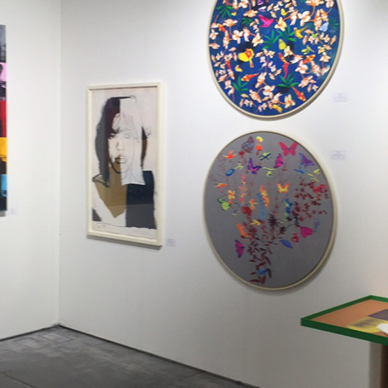 Take A Walk Around The Walls of Our Stand at SCOPE Basel